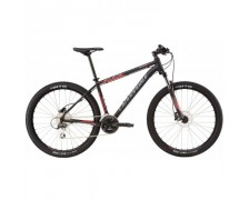 Cannondale trail 6 small matzwart